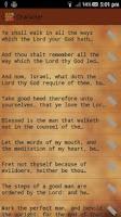 Screenshot of Holy Bible Quotes (Verses)