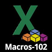 kApp - Excel VBA Macros 102