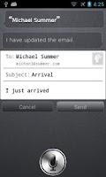 Screenshot of Lisa (Beta)