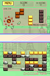 Chocobar Mania Full Free - screenshot thumbnail