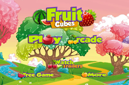 Fruit Cubes Jelly Juice Match3