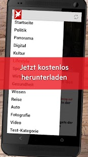 stern.de Mobil - screenshot thumbnail