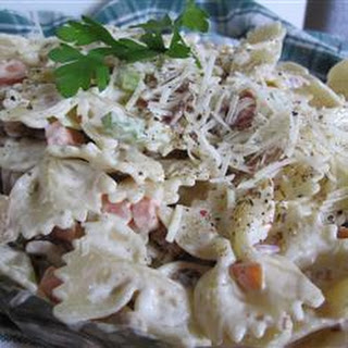 Bacon And Pasta Salad