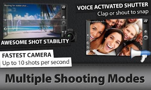 Camera ZOOM FX Premium v5.4.5 Build 121