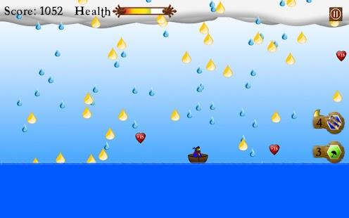 Golden Rain screenshot