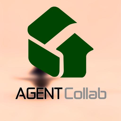 Agent Collab 商業 LOGO-阿達玩APP