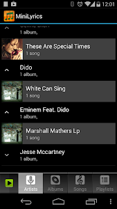 Crintsoft Music Player v1.0.18