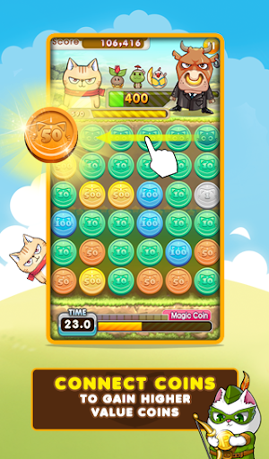 Puzzle Coin Hunter