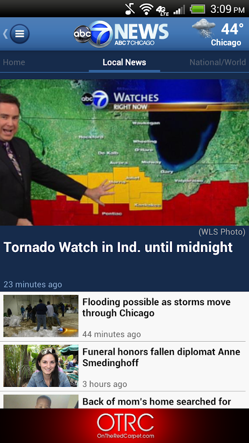 ABC7 Chicago - screenshot