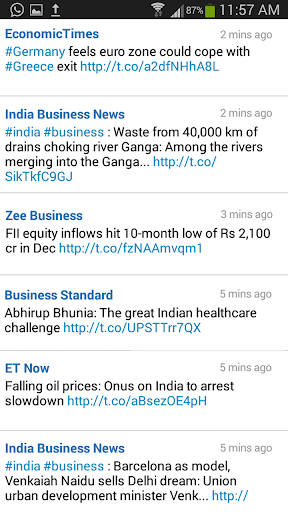 Download Stock Market News India Google Play softwares
