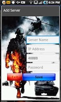 Screenshot of BFBC2 Admin tool bf4