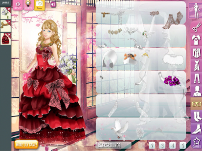 Wedding Lily - Dress Up Game - screenshot thumbnail