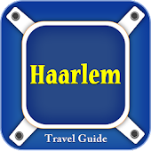 Haarlem Offline Map Guide