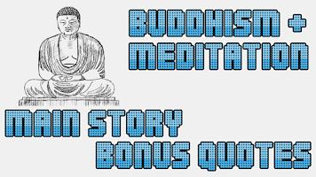 Screenshot of Buddhism & meditation