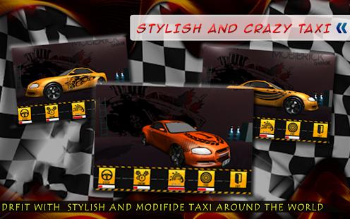 City Taxi Game screenshot