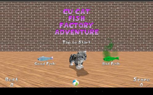 Cu Cat Fish Factory Adventure
