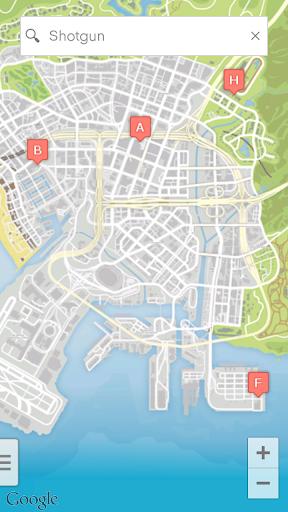 Unofficial Map For GTA 5 1.1.3 screenshots 3