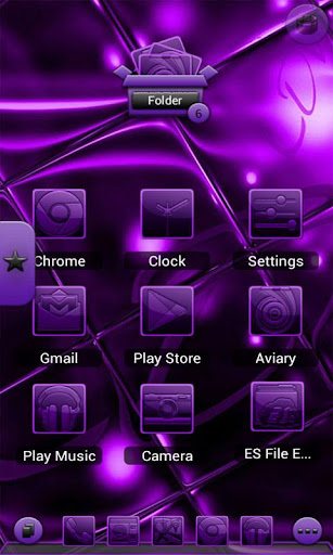 Purple Passion Multi Theme