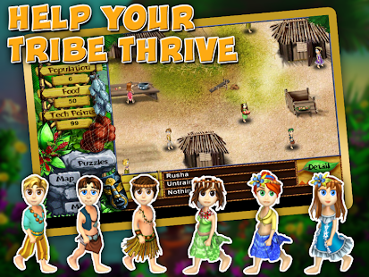 Virtual Villagers: Origins- screenshot thumbnail