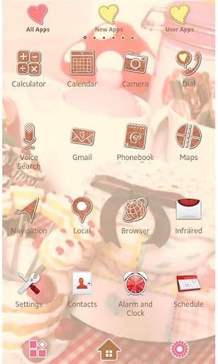 Cute Theme-Teatime- 1.0 Windows u7528 2