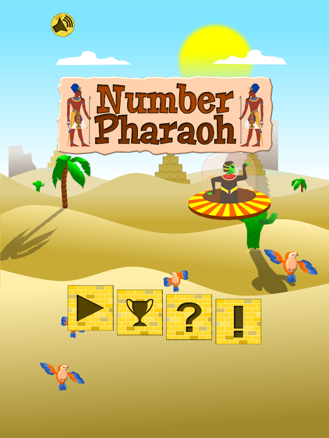 Number Pharaoh- screenshot