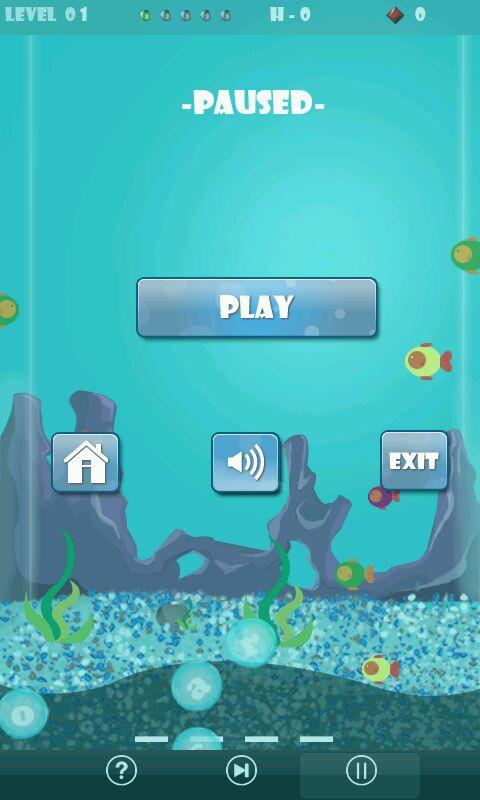 Spell Bubbles - Bubble Wubble - screenshot