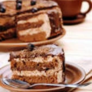 Aunt Mani's Coffee Buttercream Cake.