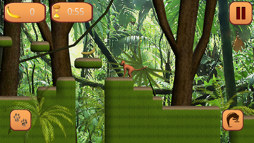 Monkey's Journey 3D