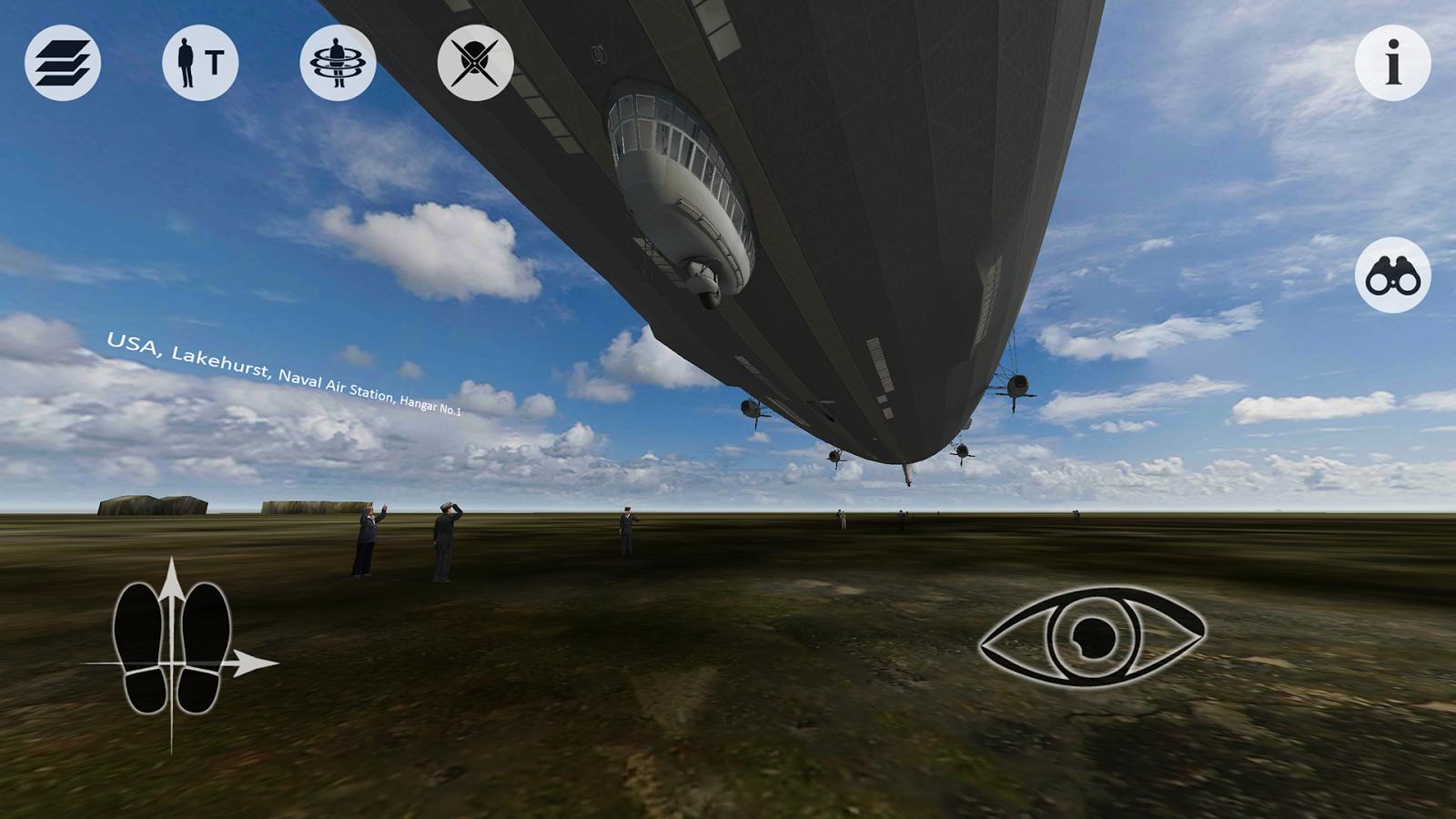 Hindenburg 3da screenshot