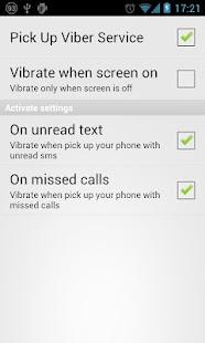 Pick Up Vibro- screenshot thumbnail
