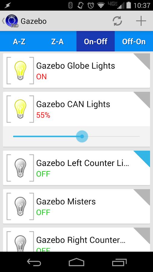 MobiLinc Pro- screenshot