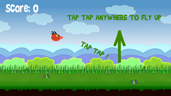 Flappy Rooster