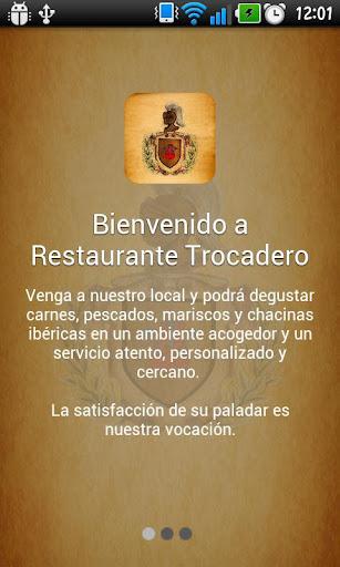 Restaurante Trocadero