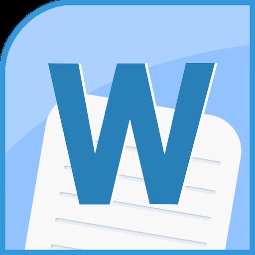 Pocket Word Processor LOGO-APP點子