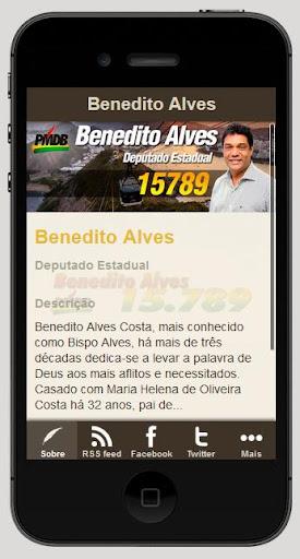 Benedito Alves