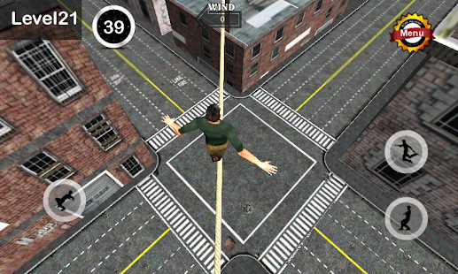TightRope Walker 3D HD- screenshot thumbnail