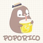 Poporico Go locker theme