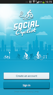 Social Cyclist- screenshot thumbnail