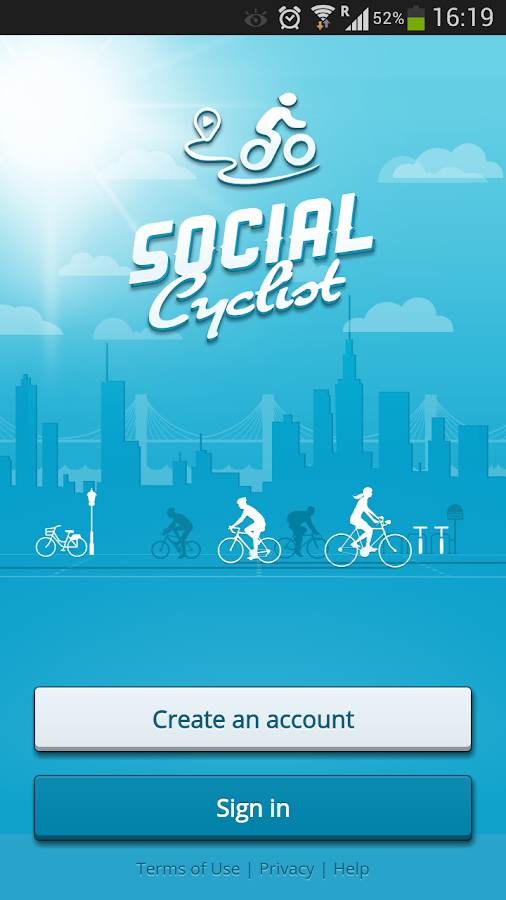 Social Cyclist- screenshot