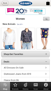 Old Navy - screenshot thumbnail