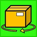 配達追跡リスト logo