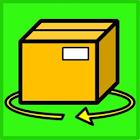 配達追跡リスト icon