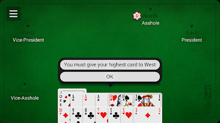 President - Card Game - Free 2.1.1 screenshot 8284