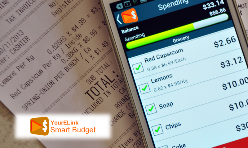 Smart Budget - screenshot