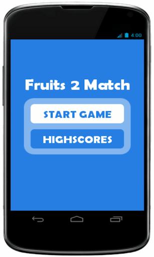 Fruits 2 Match
