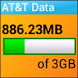 AT&T Usage Widgets icon