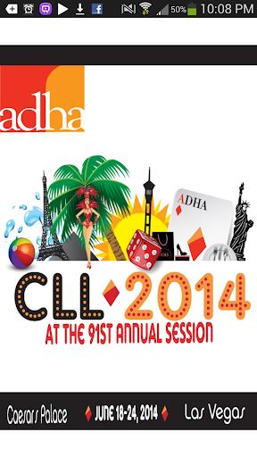 ADHA CLL Annual Session