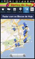 Screenshot of BlocoDroid 2011/2012 Edition
