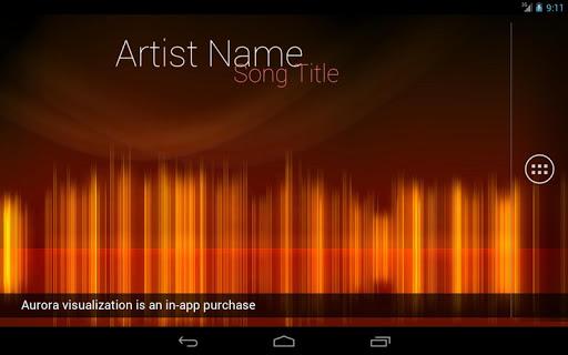 Audio Glow Live Wallpaper  screenshots 22