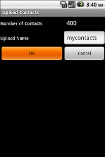 Synkontact - transfer contacts - screenshot thumbnail